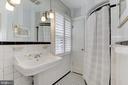 Second Bath - 9125 FERNWOOD RD, BETHESDA