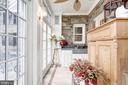 Sunroom/Gardening Sink - 9125 FERNWOOD RD, BETHESDA