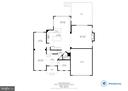 Main Level Floorplan - 18751 PIER TRAIL DR, TRIANGLE