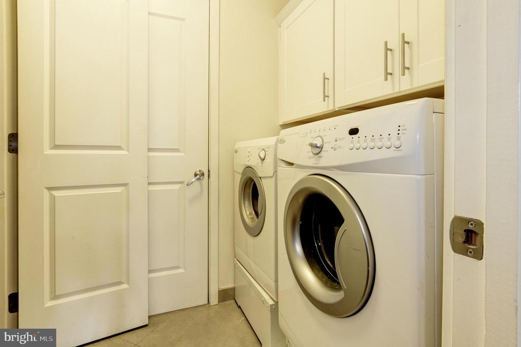 Washer/Dryer - 4301 MILITARY RD NW #204, WASHINGTON