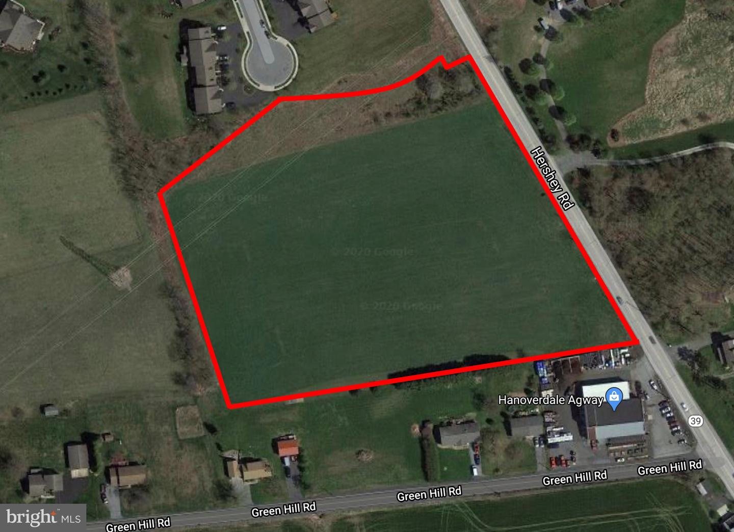 Land for Sale at Harrisburg, Pennsylvania 17112 United States