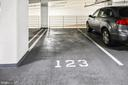 Parking Space - 7500 WOODMONT AVE #S205, BETHESDA
