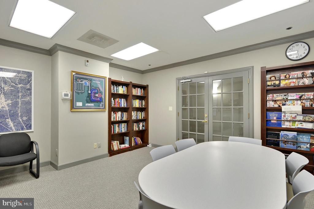 Meeting Room - 7500 WOODMONT AVE #S205, BETHESDA
