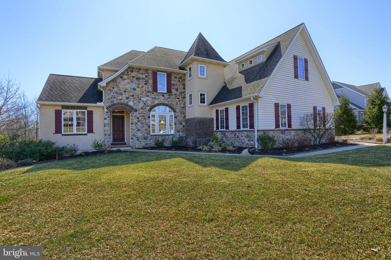 Single Family Homes για την Πώληση στο 606 QUAIL CRK Manheim, Πενσιλβανια 17545 Ηνωμένες Πολιτείες