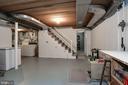 Unfinished Basement - 2625 N QUANTICO ST, ARLINGTON
