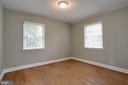 Third Bedroom on Upper level - 2625 N QUANTICO ST, ARLINGTON