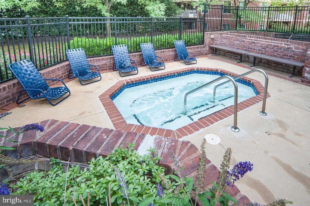 Hot Tub - 7500 WOODMONT AVE #S205, BETHESDA