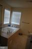 Master soaking tub - 108 E. STATION TER., MARTINSBURG
