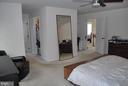 Master bedroom - 108 E. STATION TER., MARTINSBURG