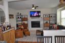 Family room - 108 E. STATION TER., MARTINSBURG