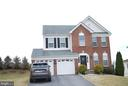 Brick front home,  Toll Brothers Built! - 108 E. STATION TER., MARTINSBURG