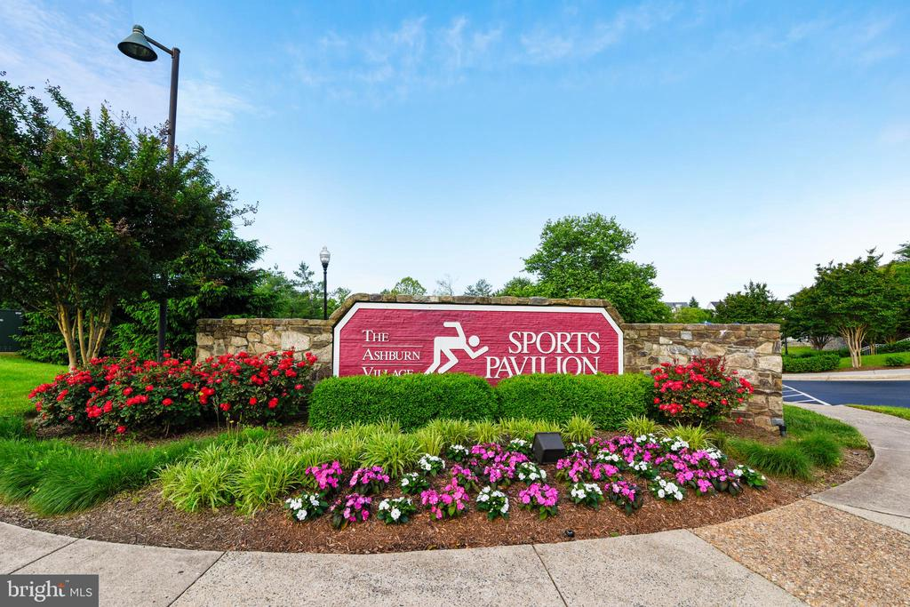 Community Amenities - 20766 APOLLO TER, ASHBURN
