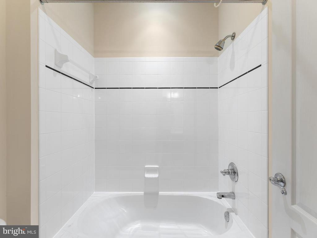 Separate Tub/Shower Area  in Buddy Bath - 21826 ENGLESIDE PL, BROADLANDS