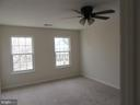 Bedroom two with new fresh paint - 9337 S WHITT DR, MANASSAS PARK
