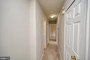 Hallway - 25 WAGONROAD LN, FREDERICKSBURG