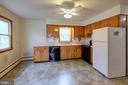 Kitchen - 6504 BALTIMORE AVE, UNIVERSITY PARK
