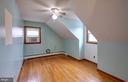 Upper Bedroom 2 - 6504 BALTIMORE AVE, UNIVERSITY PARK