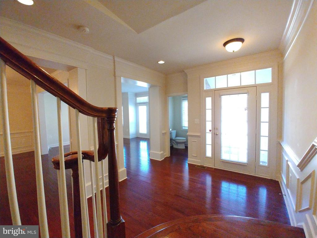 Entrance - Living Room - Dining Room - 18213 CYPRESS POINT TER, LEESBURG