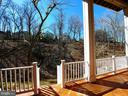 Deck in Lower Level - 18213 CYPRESS POINT TER, LEESBURG