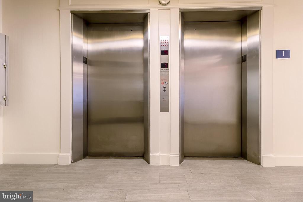 Elevator - 5410 CONNECTICUT AVE NW #517, WASHINGTON