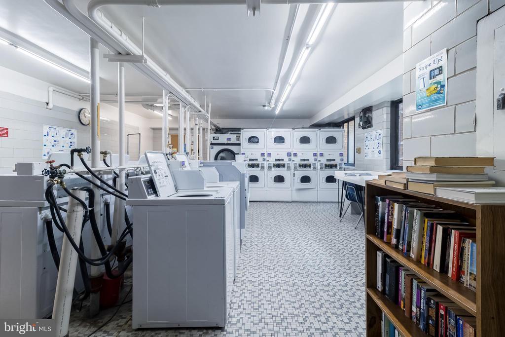 Laundry Room - 5410 CONNECTICUT AVE NW #517, WASHINGTON