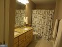 Third floor hall bathroom - 10623 LEGACY LN, FAIRFAX