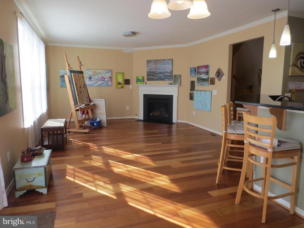 Family room - 10623 LEGACY LN, FAIRFAX