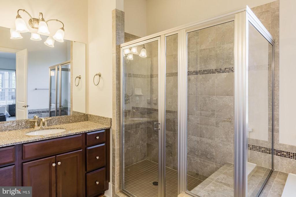oversized walk in shower ........... - 17013 SILVER ARROW DR, DUMFRIES
