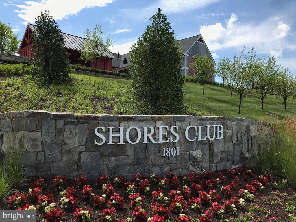 Shores Club - Gym and Social hub - 17013 SILVER ARROW DR, DUMFRIES