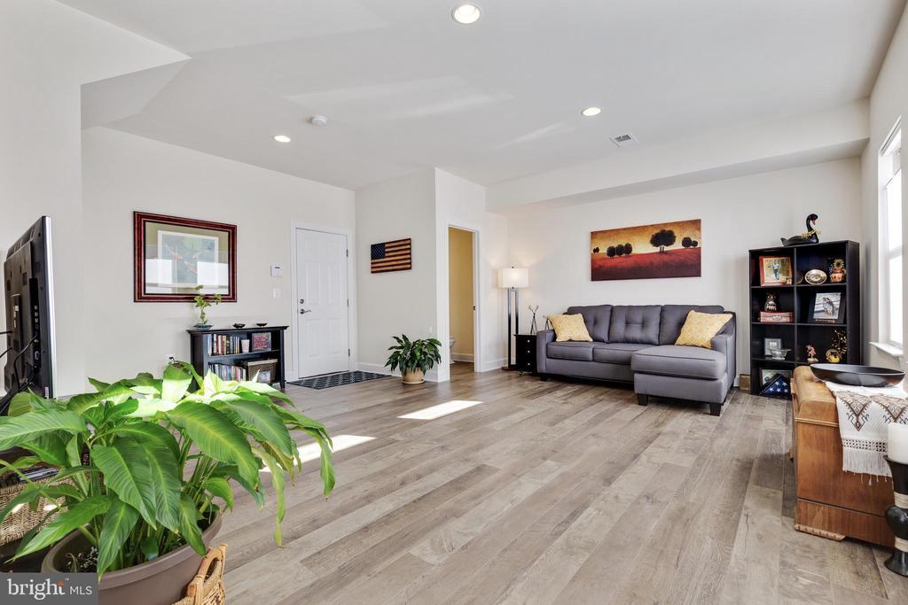 Lower Level Rec Room - 10528 RATCLIFFE TRL, MANASSAS