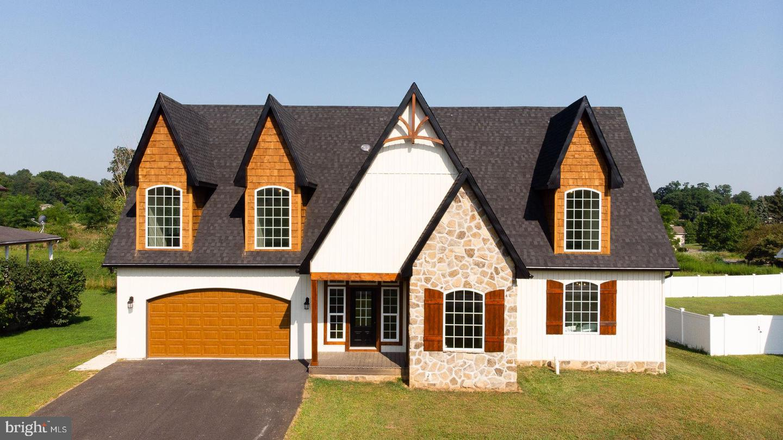 Single Family Homes για την Πώληση στο Shippensburg, Πενσιλβανια 17257 Ηνωμένες Πολιτείες