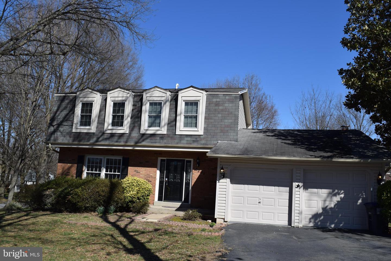 Single Family Homes pour l Vente à Burke, Virginia 22015 États-Unis