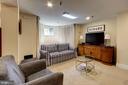 Lower Level Income Unit- Living Space - 1008 E CAPITOL ST NE, WASHINGTON