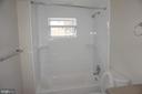 Basement bathroom - 4756 POMPONIO PL, ANNANDALE