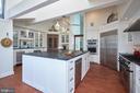 Stunning Gourmet Kitchen - 238 RIVERSIDE RD, EDGEWATER