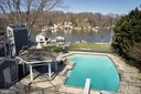 Pool Cabana with full bathroom & Storage - 238 RIVERSIDE RD, EDGEWATER