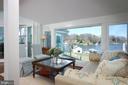 Living Room - 238 RIVERSIDE RD, EDGEWATER