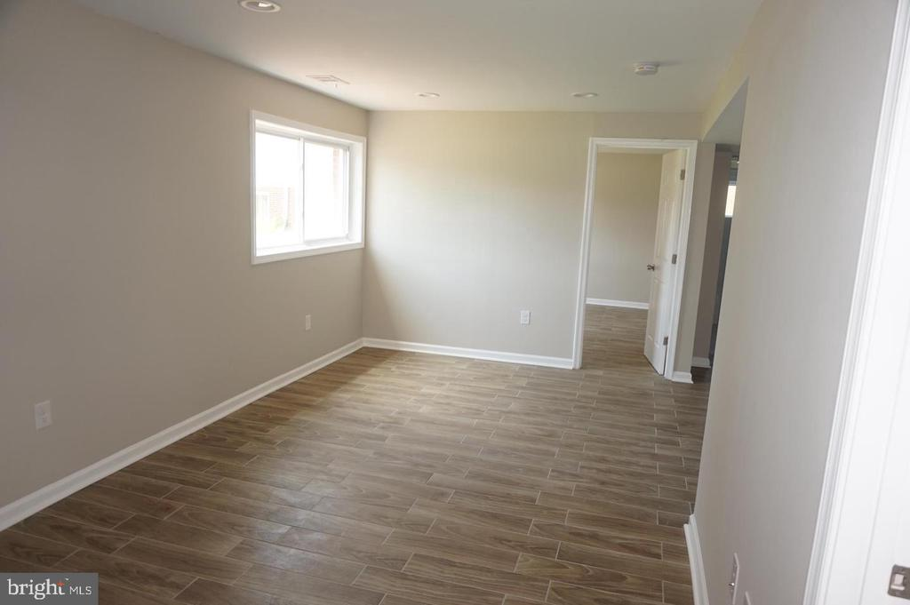 basement Family room - 4756 POMPONIO PL, ANNANDALE