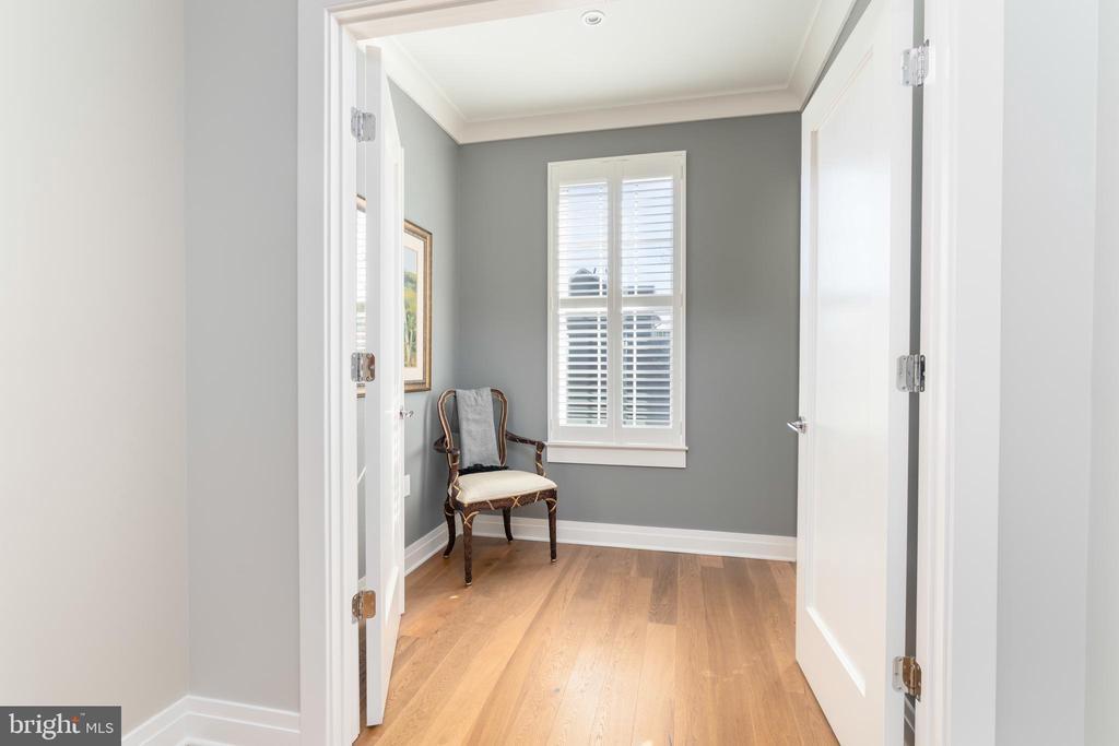 Private foyer to Master Suite - 505 ORONOCO ST, ALEXANDRIA