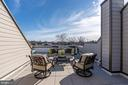 Large Roof Terrace with excellent views - 505 ORONOCO ST, ALEXANDRIA