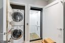 Elevator and 2nd Washer/Dryer located near Master - 505 ORONOCO ST, ALEXANDRIA