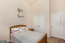 2nd Bedroom w/ upgraded vaulted ceiling height - 1148 HOLDEN RD, FREDERICK
