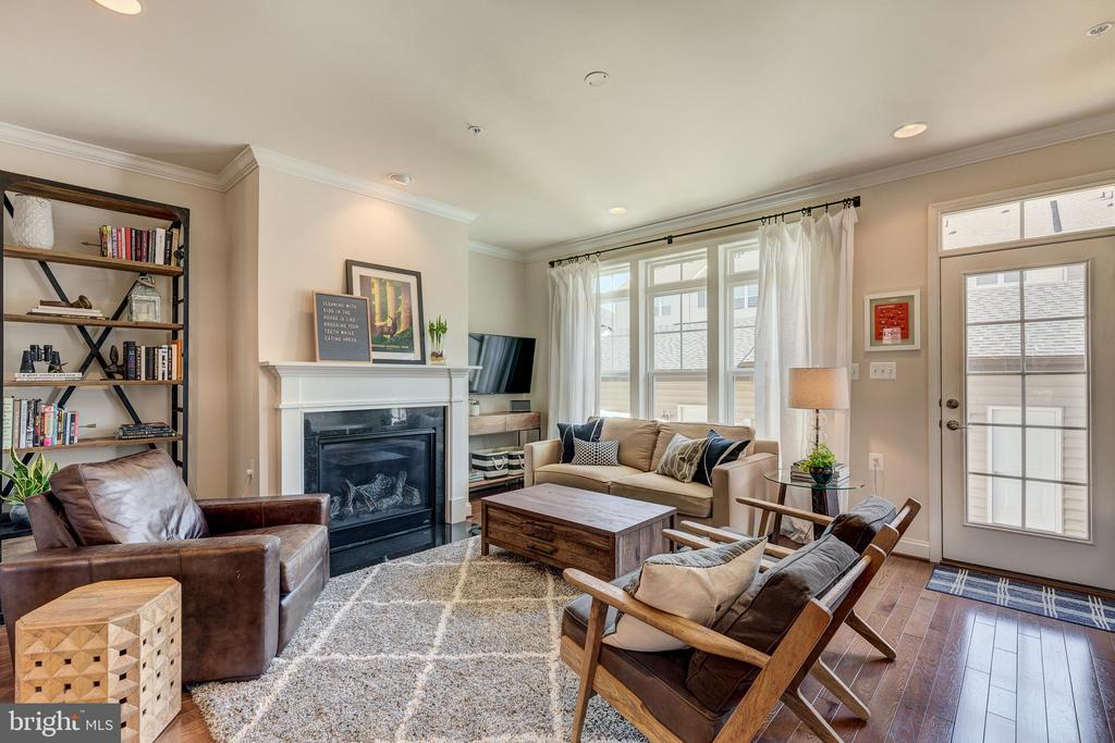 Spacious & inviting living area - 1148 HOLDEN RD, FREDERICK