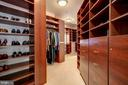 Massive Walk-In Closet - 4055 40TH ST N, ARLINGTON