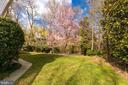 Backyard - 3301 HIGHLAND PL NW, WASHINGTON
