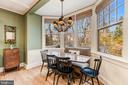 Breakfast room - 3301 HIGHLAND PL NW, WASHINGTON