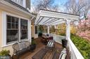 Wrap around porch - 3301 HIGHLAND PL NW, WASHINGTON