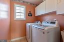 Second Level Laundry Room - 260 SPOTTED TAVERN RD, FREDERICKSBURG