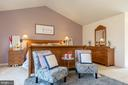 MBR en suite, perfect retreat from the busy day - 260 SPOTTED TAVERN RD, FREDERICKSBURG
