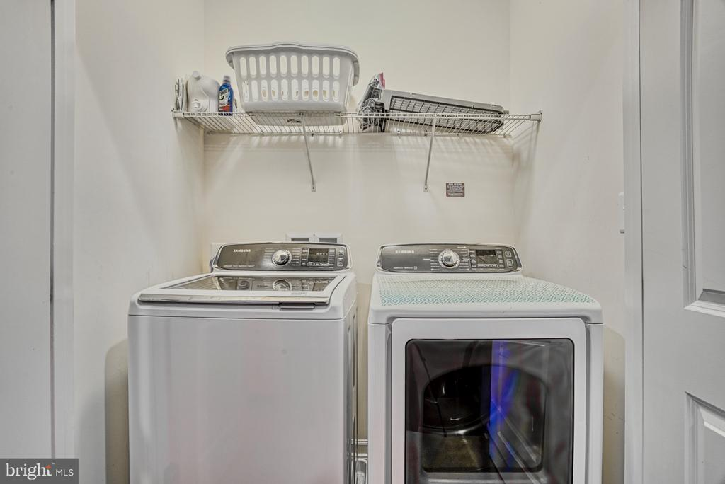 Laundry Located on Bedroom Level - 25056 MCCULLEY TER, ALDIE
